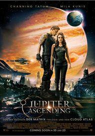 """Filmplakat für """"JUPITER : ASCENDING"""""""