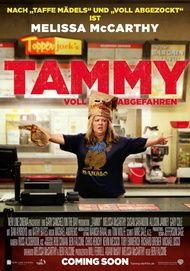 """Filmplakat für """"Tammy - Voll abgefahren"""""""