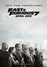 "Filmplakat für ""FURIOUS 7"""