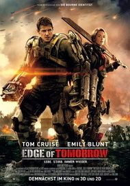 "Filmplakat für ""EDGE OF TOMORROW"""