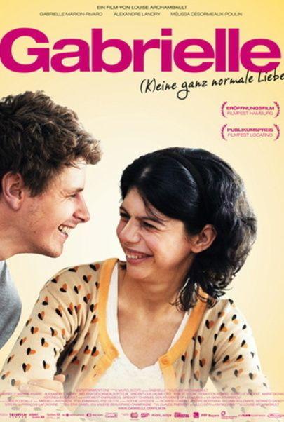 """Filmplakat für """"Gabrielle - (K)eine ganz normale Liebe"""""""