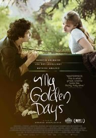 "Movie poster for ""MY GOLDEN DAYS"""