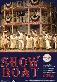 "Movie poster for ""SHOW BOAT SAN FRANCISCO OPERA"""