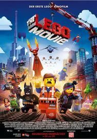 "Filmplakat für ""THE LEGO MOVIE"""