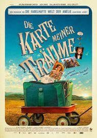 """Filmplakat für """"Die Karte meiner Träume"""""""