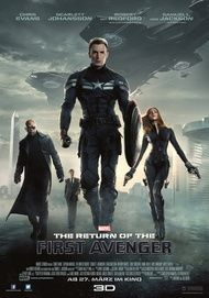 """Movie poster for """"Captain America: The Winter Soldier"""""""