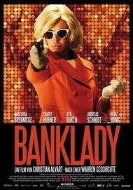 """Filmplakat für """"Banklady"""""""