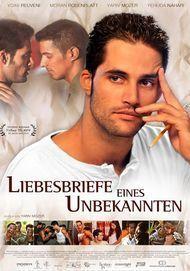 """Filmplakat für """"Liebesbriefe eines Unbekannten"""""""