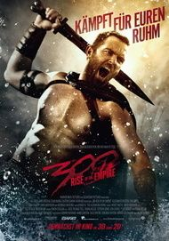 "Filmplakat für ""300: Rise of an Empire"""
