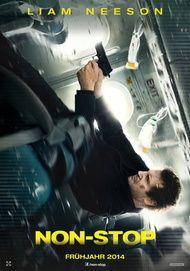 """Filmplakat für """"Non Stop"""""""