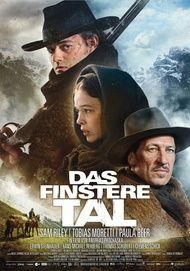 """Filmplakat für """"DAS FINSTERE TAL"""""""