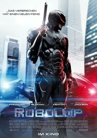 """Filmplakat für """"ROBOCOP"""""""