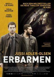 """Filmplakat für """"Erbarmen"""""""