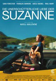 """Filmplakat für """"Die Unerschütterliche Liebe der Suzanne"""""""