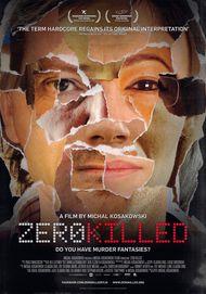 """Filmplakat für """"Zero Killed"""""""