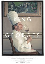 "Movie poster for ""KING GEORGES"""