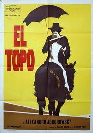 "Filmplakat für ""El Topo"""