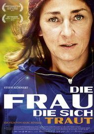 "Movie poster for ""Die Frau, die sich traut"""