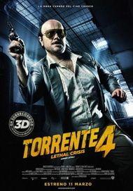 """Filmplakat für """"Torrente 4"""""""