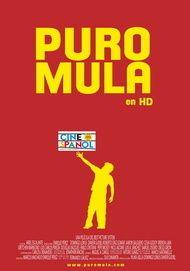 """Filmplakat für """"Puro Mula"""""""
