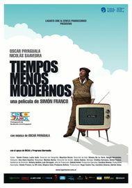 """Filmplakat für """"Tiempos Menos Modernos"""""""