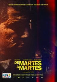 "Filmplakat für ""De Martes a Martes"""