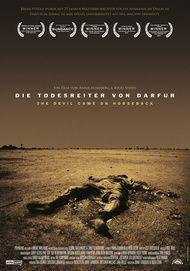 """Filmplakat für """"Die Todesreiter von Dafur"""""""