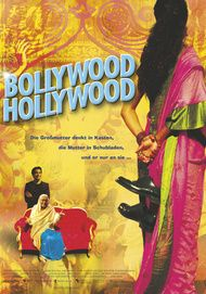 "Filmplakat für ""Bollywood Hollywood"""