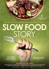 "Filmplakat für ""Slow Food Story"""