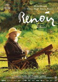 """Filmplakat für """"RENOIR"""""""