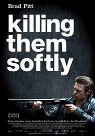 """Filmplakat für """"Killing Them Softly"""""""