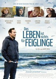 """Filmplakat für """"Das Leben ist nichts für Feiglinge"""""""
