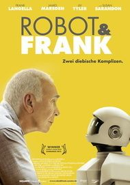 """Filmplakat für """"ROBOT AND FRANK"""""""