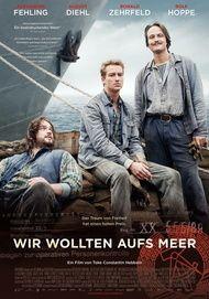 """Filmplakat für """"Wir wollten aufs Meer"""""""