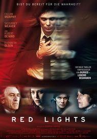 """Filmplakat für """"Red Lights"""""""