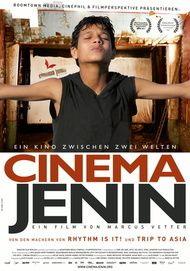 """Filmplakat für """"Cinema Jenin"""""""