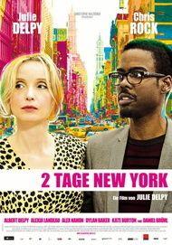 """Filmplakat für """"2 Tage New York"""""""