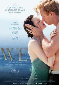 """Filmplakat für """"W.E."""""""