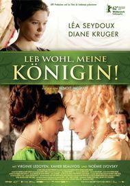 """Filmplakat für """"Leb wohl, meine Königin!"""""""