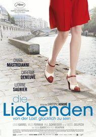 """Filmplakat für """"Die Liebenden"""""""