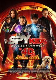 """Filmplakat für """"Spy Kids - Alle Zeit der Welt"""""""