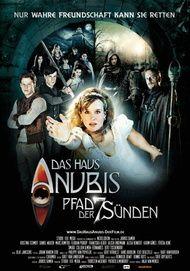 """Filmplakat für """"Das Haus Anubis - Pfad der 7 Sünden"""""""