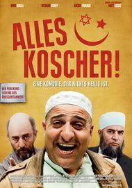 """Filmplakat für """"Alles koscher!"""""""