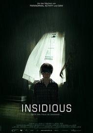 "Filmplakat für ""Insidious"""