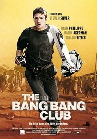 """Filmplakat für """"The Bang Bang Club"""""""