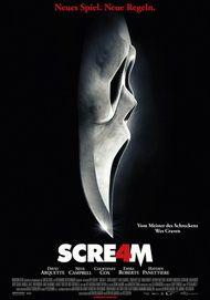 """Filmplakat für """"Scream 4"""""""