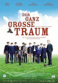 """Filmplakat für """"Der ganz große Traum"""""""