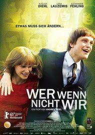 """Filmplakat für """"Wer wenn nicht wir"""""""