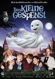 """Movie poster for """"Das Kleine Gespenst"""""""
