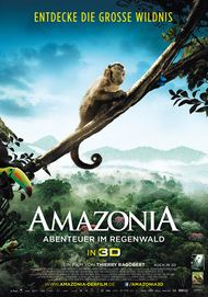 "Filmplakat für ""Amazonia"""